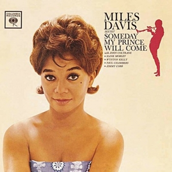 miles davis - someday my prince will come (33rpm lp)