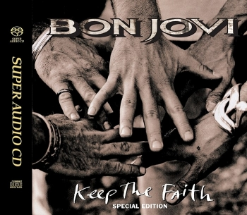 bon jovi - keep the faith (hybrid sacd)