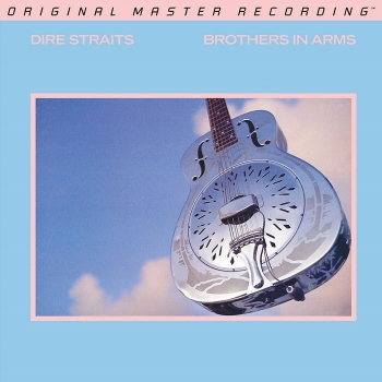 dire straits – brothers in arms (2 x 45rpm lp halfspeed)