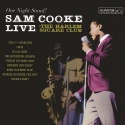 sam cooke - live at the harlem square club (33rpm lp)