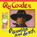 ry cooder - paradise & lunch (33rpm lp halfspeed)