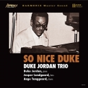 duke jordan trio - so nice duke (33rpm lp)