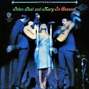 peter, paul and mary – in concert (2 x 33rpm lp)