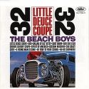 beach boys – little deuce coupe (mono, 33rpm lp)