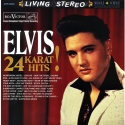 elvis presley – 24 karat hits (3 x 45rpm lp)