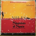 miles davis – scetches of spain (33rpm lp)