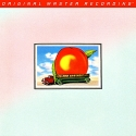 allman brothers – eat a peach (2 x 33rpm lp halfspeed)