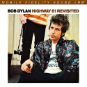 bob dylan – highway 61 revisited (2 x 45rpm lp halfspeed)