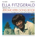 ella fitzgerald – sings the jerome kern songbook (33rpm lp)