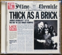 jethro tull – thick as a brick (japan cd)