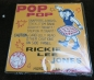 Preview: rickie lee jones – pop pop (33rpm lp)