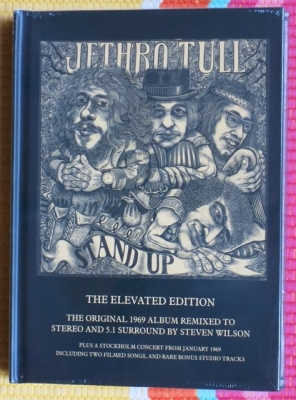 jethro tull - stand up (the elevated edition) (2 cd / 1 dvd deluxe box set)