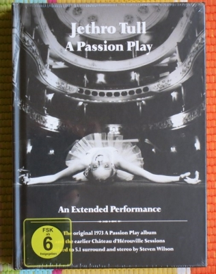 jethro tull - a passion play (an extended performance) ((2 cd / 2 dvd deluxe box set)