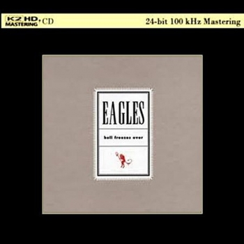 eagles – hell freezes over (k2 hd cd)