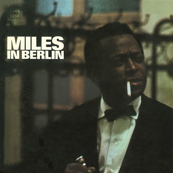 miles davis - in berlin (33rpm lp)