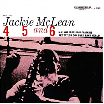 jackie mclean - 4 5 and 6 (hybrid sacd)
