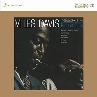 miles davis - kind of blue (k2hd cd)