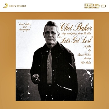 "chet baker - ""let's get lost"" (k2 hd cd)"