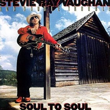stevie ray vaughan - soul to soul (2 x 45rpm lp)