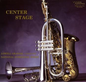 center stage (33rpm lp)