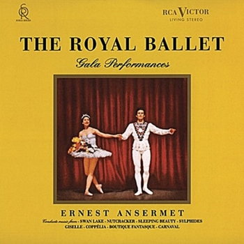 the royal ballet gala performances (2 x 33rpm lp)