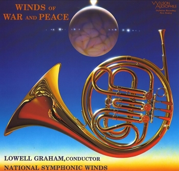 winds of war and peace (33rpm lp)