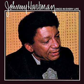 johnny hartman - once in every life (33rpm lp)