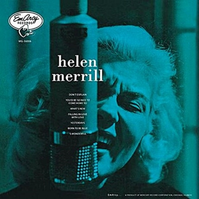 helen merrill - same (33rpm lp)