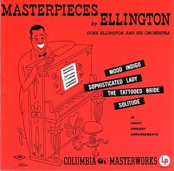 duke ellington - masterpieces (2 x 45rpm lp)