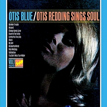 otis redding - otis blue (2 x 45rpm lp)