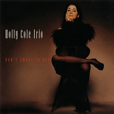holly cole trio - don't smoke in bed (2 x 45rpm lp)