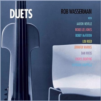 rob wasserman - duets (2 x 45rpm lp)