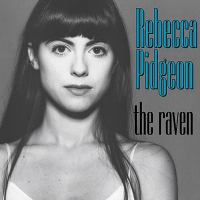 rebecca pidgeon - the raven (2 x 45rpm lp)