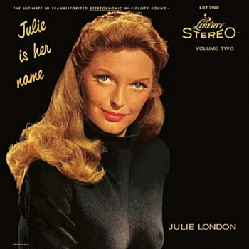 julie london - julie is her name vol. 2 (2 x 45rpm lp)