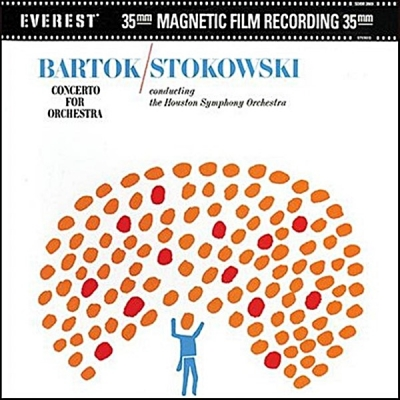 bartok - concerto for orchestra (2 x 45rpm lp)