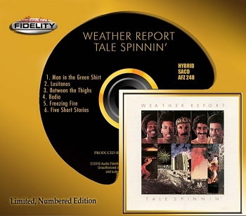 weather report - tale spinnin' (hybrid sacd)