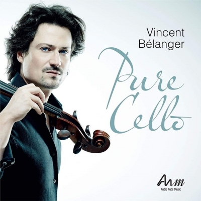 vincent bélanger - pure cello (2 x 45rpm lp)