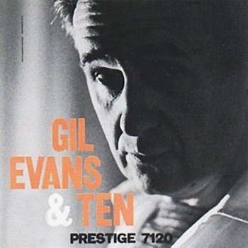 gil evans - gil evans and ten (33rpm lp)