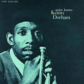 kenny dorham - quiet kenny (33rpm lp)