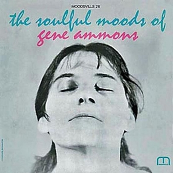 gene ammons - the soulful moods (33rpm lp)