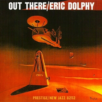 eric dolphy - out there (33rpm lp)