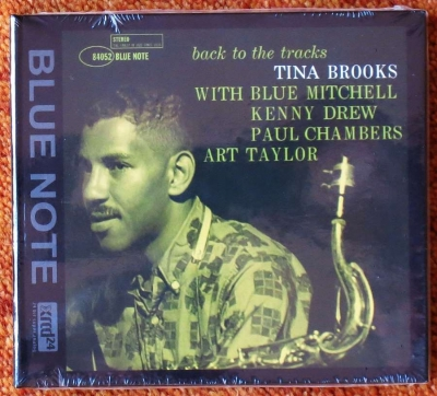 tina brooks - back to the tracks (xrcd 24)