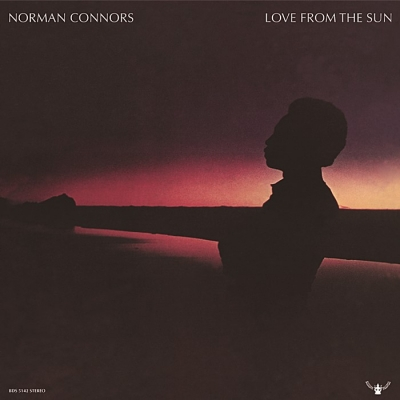 norman connors - love from the sun (33rpm lp)