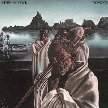 herbie hancock - crossings (33rpm lp)