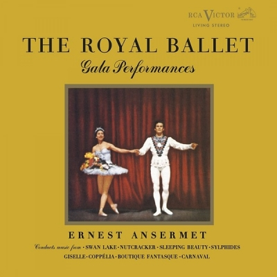 the royal ballet gala performances (2 x hybrid sacd)