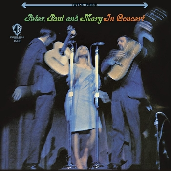 peter, paul and mary - in concert (2 x hybrid sacd)