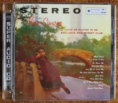nina simone - little girl blue (hybrid sacd)