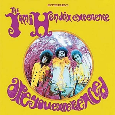 jimi hendrix - are you experienced? (hybrid stereo / mono sacd)