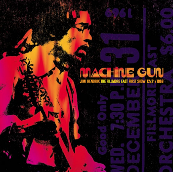 jimi hendrix - machine gun: the fillmore east first show (hybrid sacd)