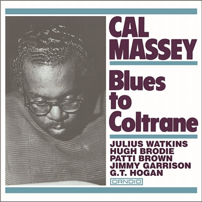 cal massey - blues to coltrane (33rpm lp)